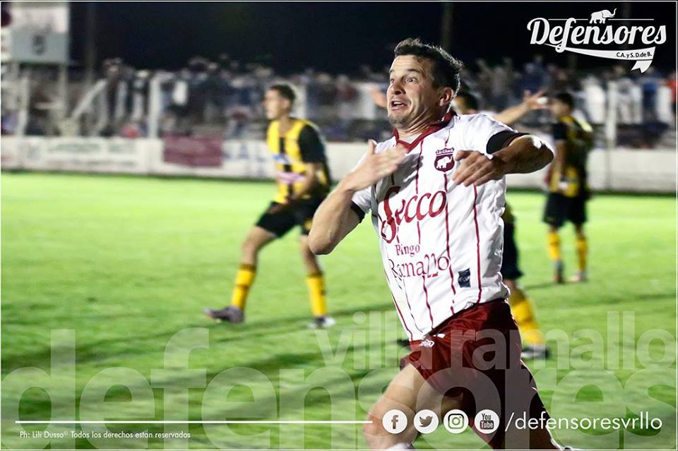 Federal A: Defensores lo ganó en el final en deportes